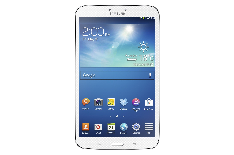 Test af Samsung Galaxy Tab 3 8.0