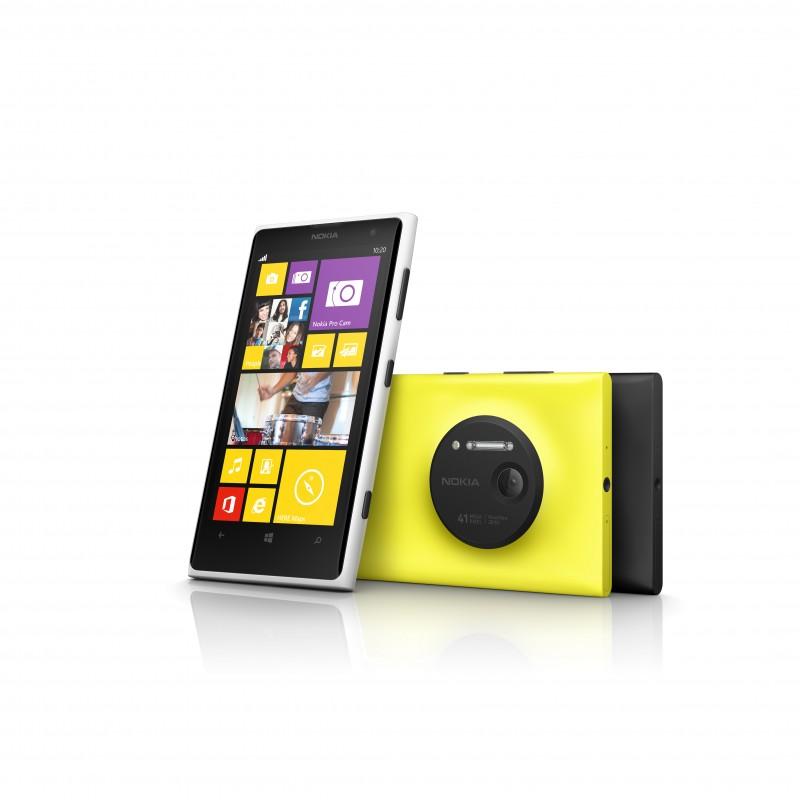 Få en ny gratis Lumia mobil for din gammel iPhone eller Galaxy