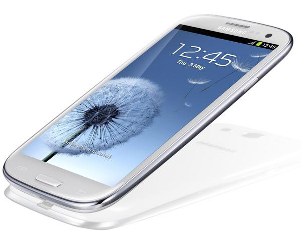 Galaxy S3 Android opdateringen suspenderet