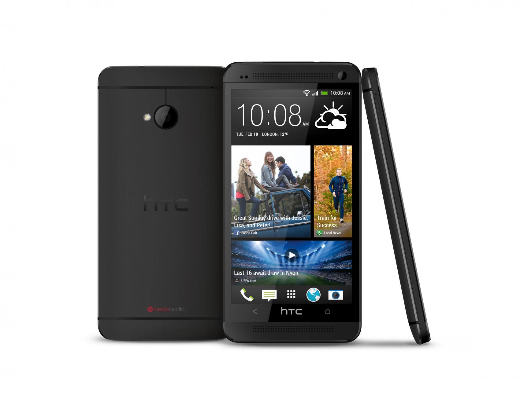 HTC One vinder atter en pris