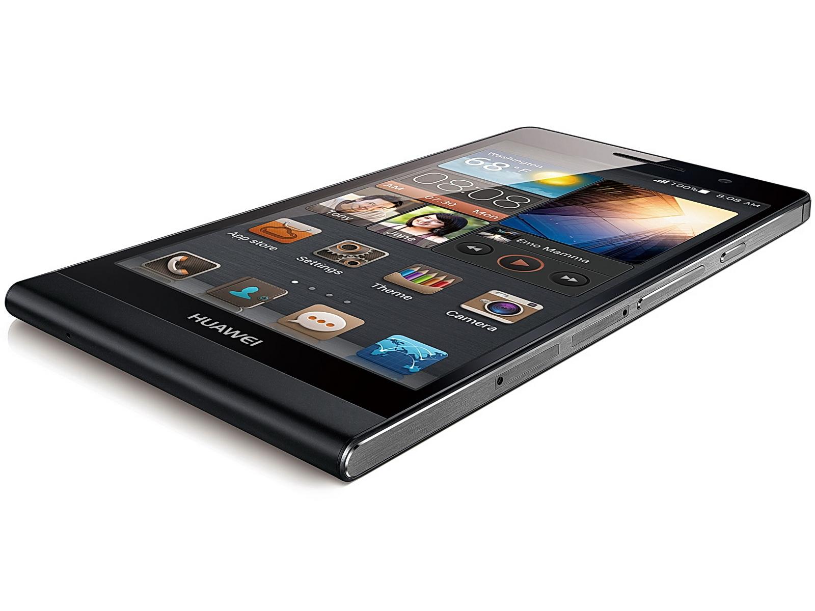 Huawei Ascend P6: KitKat-Update kommer til januar