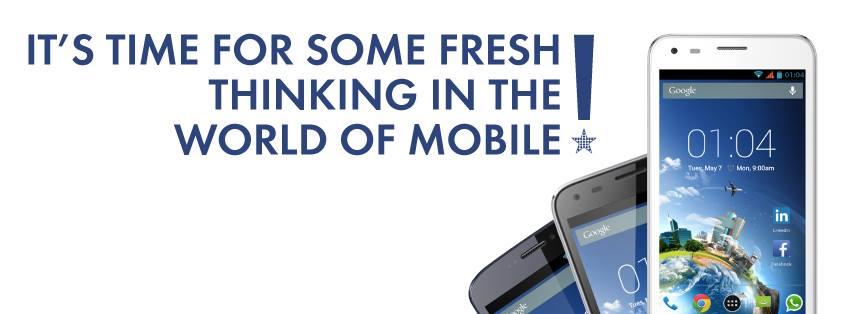 KAZAM lancerer sine første smartphones