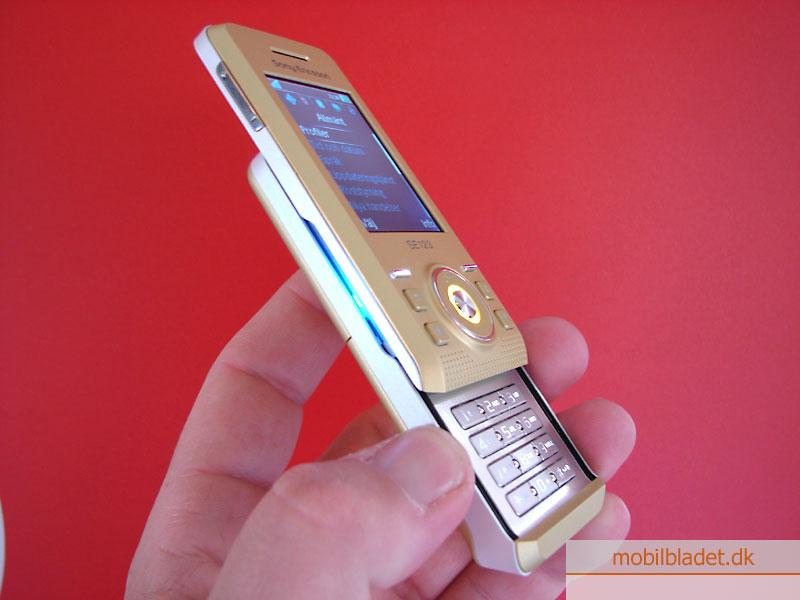 Sony Ericsson S500
