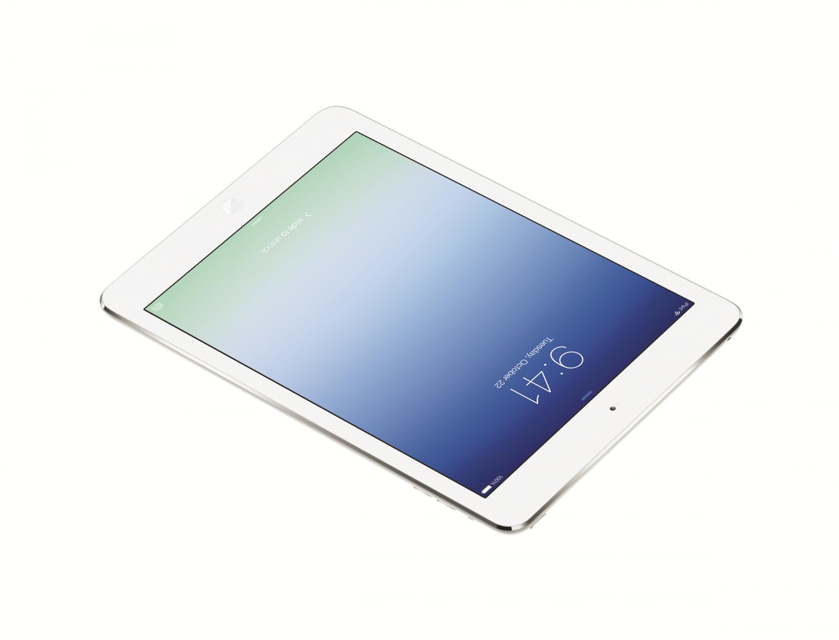 iPad Air lander også hos 3 på fredag