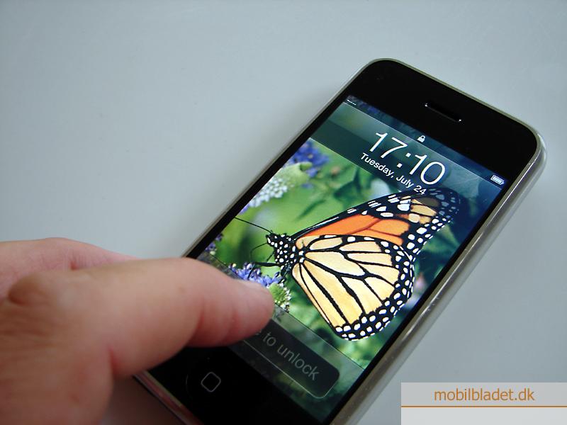 Ingen IPhone Nano på Macworld 2009