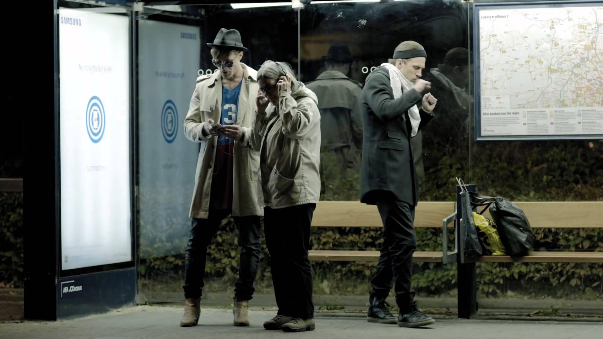 Samsung: Nik & Jay pre-release