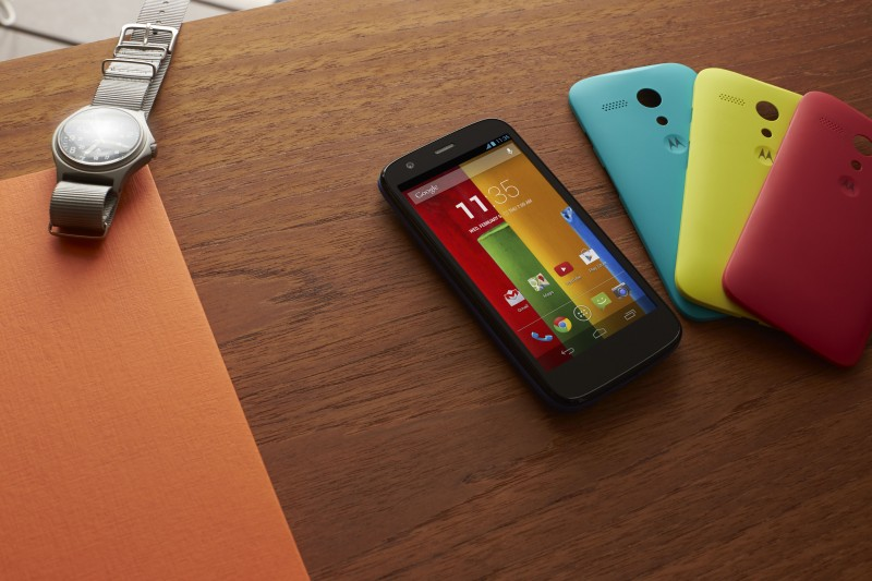 Motorola Moto G – salgsstop i Tyskland