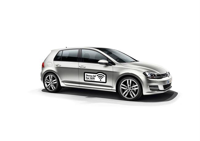 Android på vej i din Volkswagen Golf