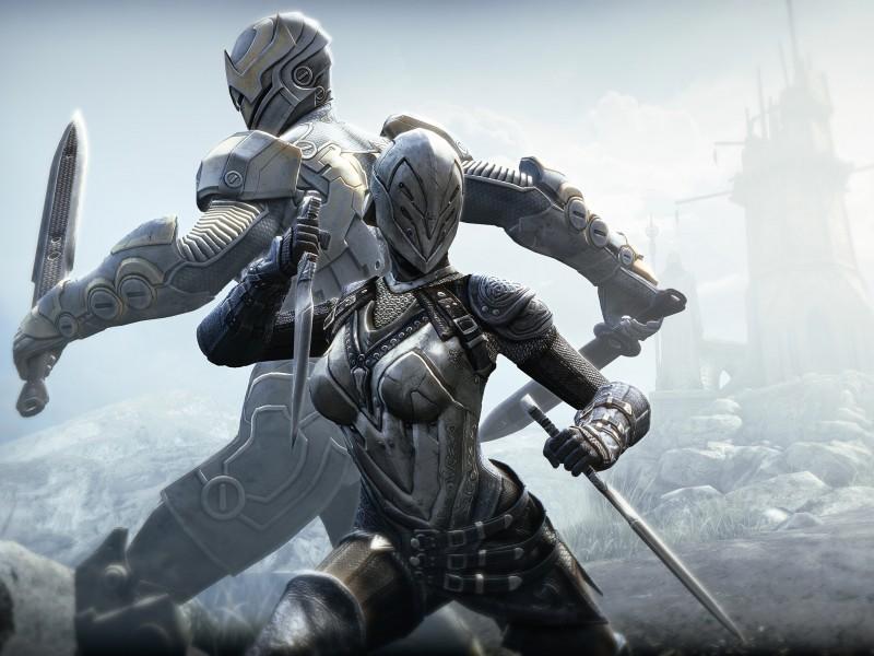 Infinity Blade 2 gratis til iPhone og iPad