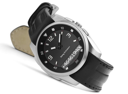 Ericsson præsenterer tre ny Bluetooth Watches