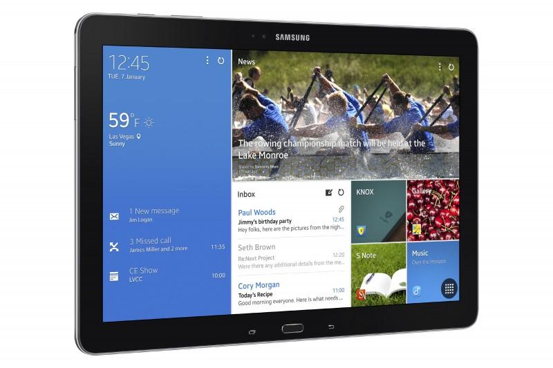 Samsung GALAXY NotePRO og GALAXY TabPRO