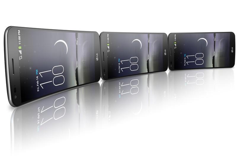 LG offentliggør pris og lanceringsdato i Danmark for LG G Flex