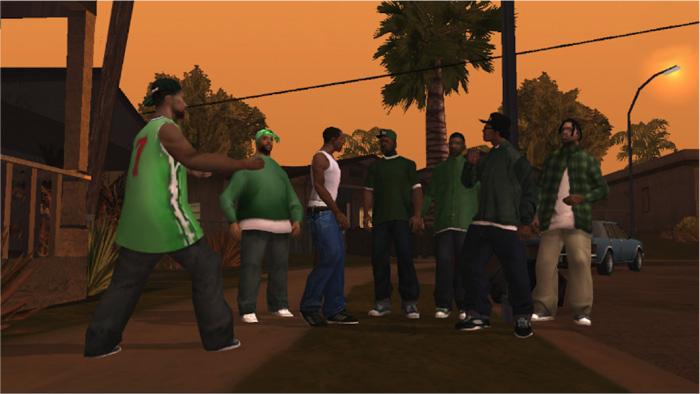 Grand Theft Auto: San Andreas er nu tilgængelig til din Lumia