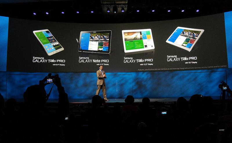 Billedgalleri af Samsung Galaxy NotePRO