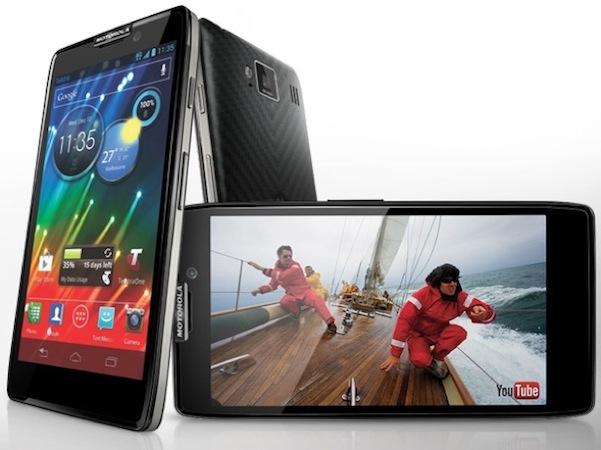 Motorola Razr HD får nu Android 4.4