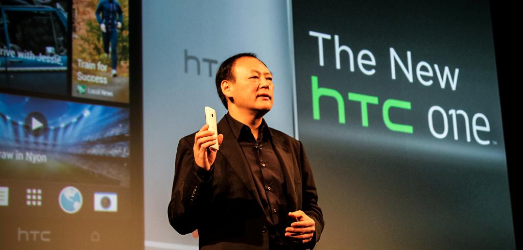 HTC-chef Peter Chou leder efter en Scooterkører