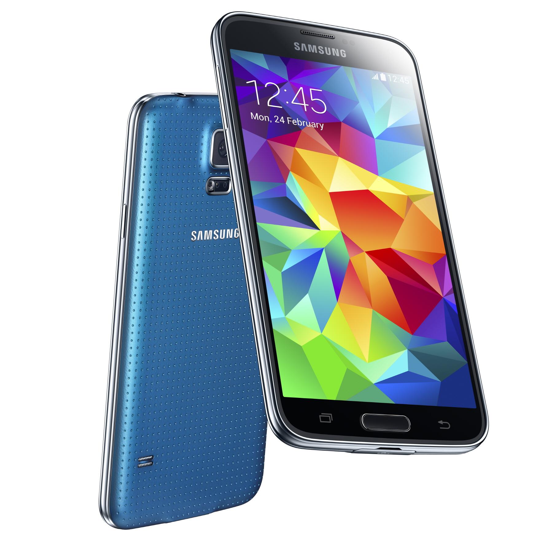 Oplev Samsung Galaxy S5 før alle andre