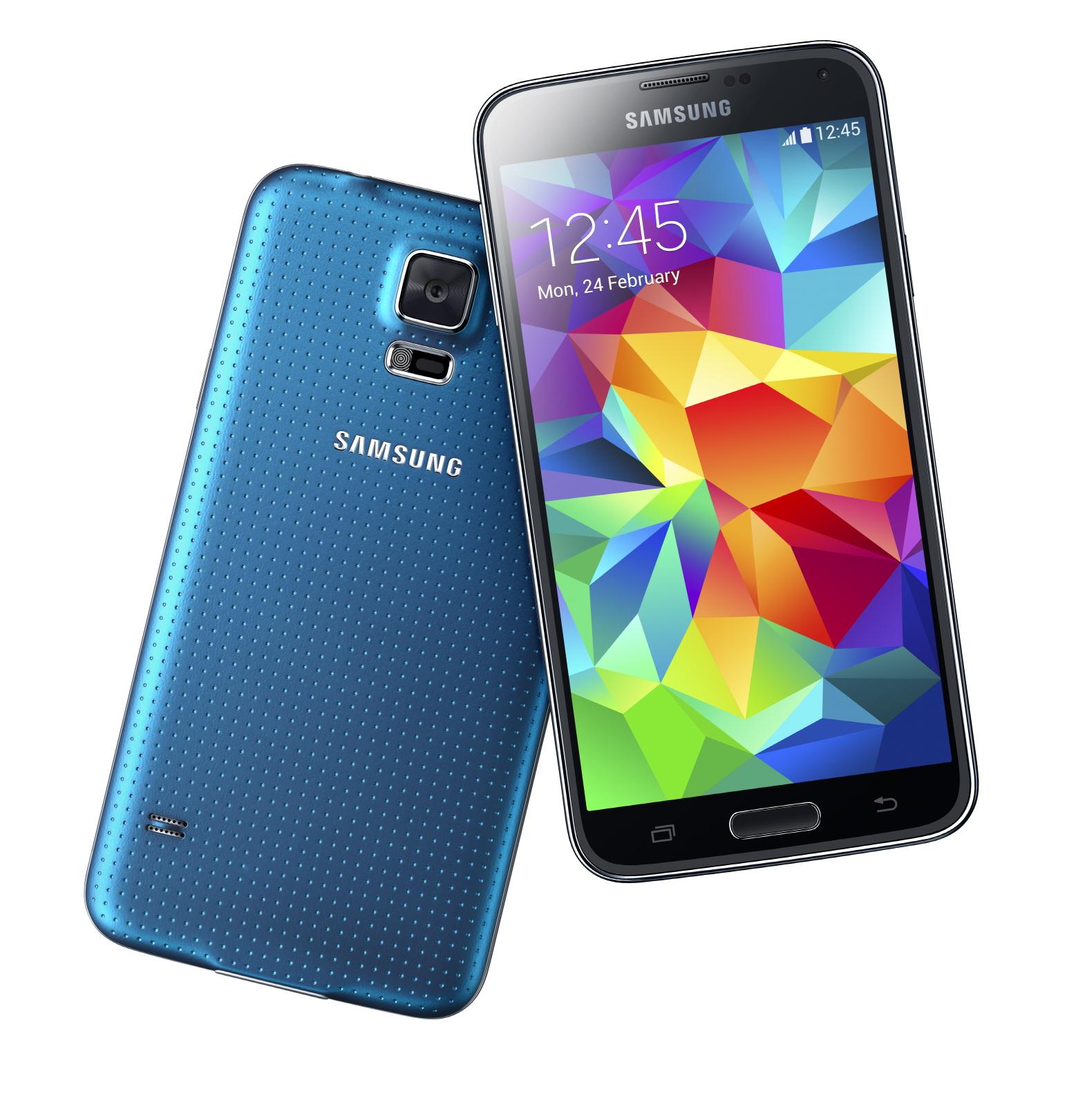 Billedgalleri af Samsung Galaxy S5