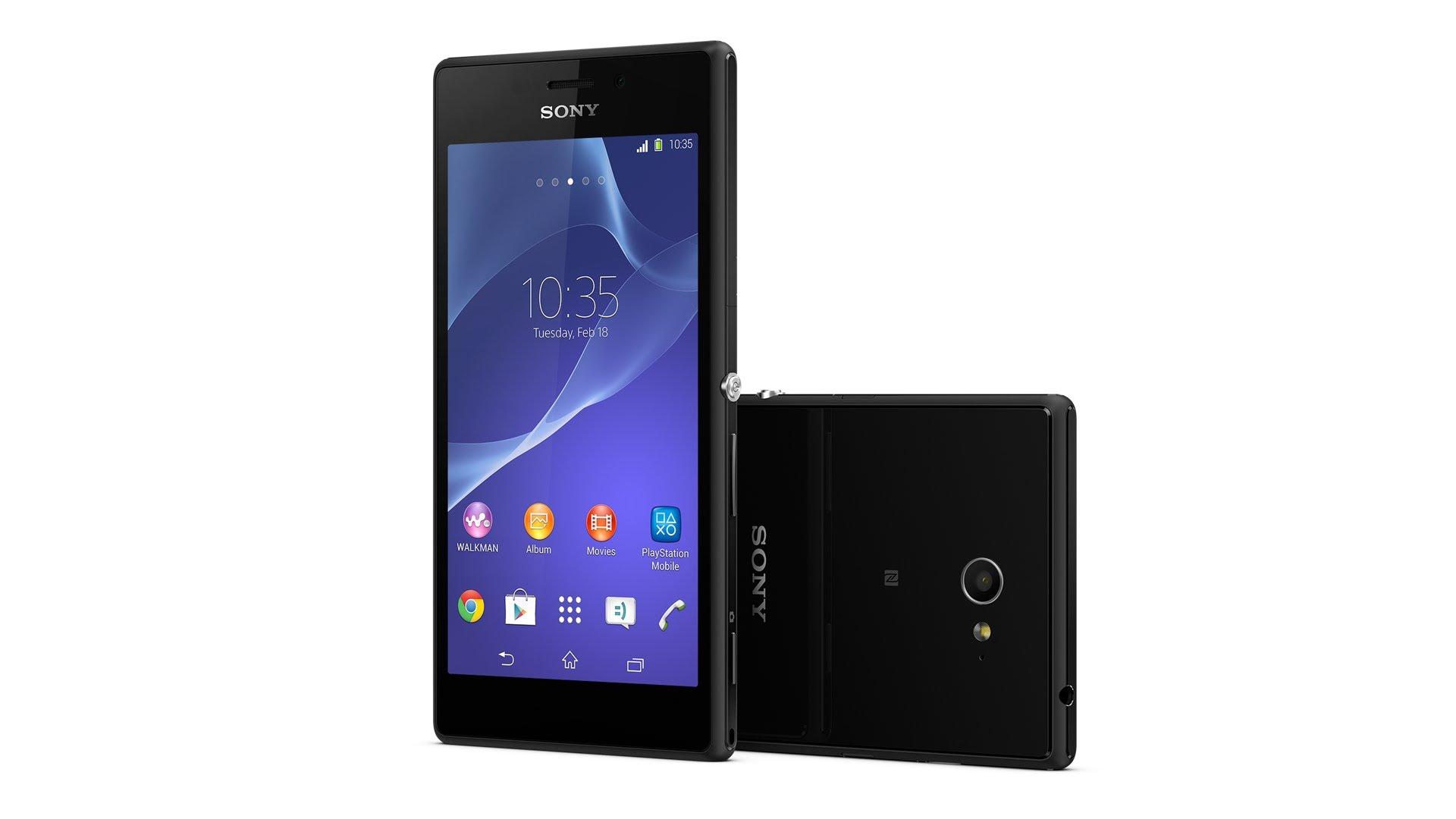 Sony Xperia M2 video – en ny mellemklasse model