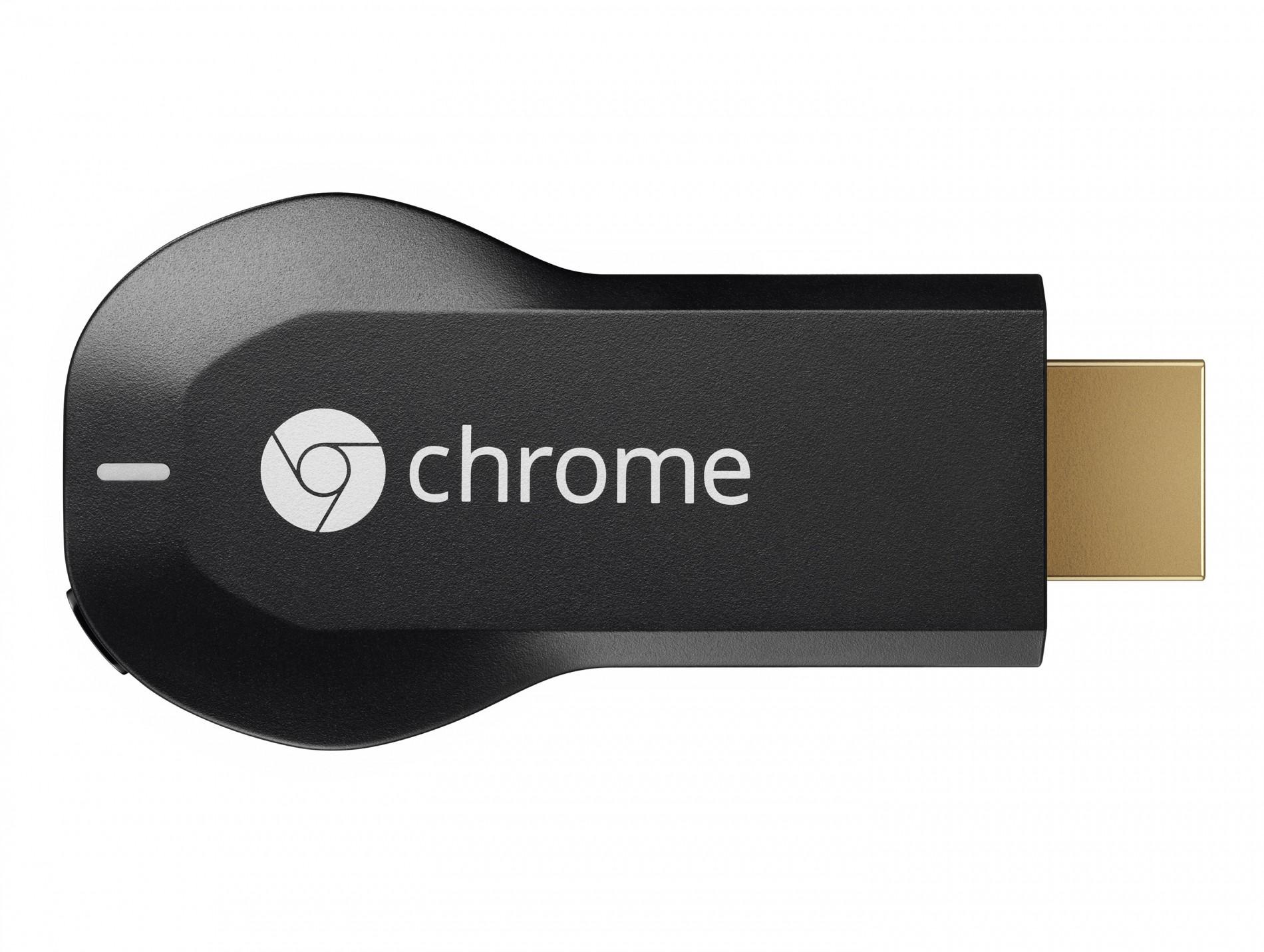 Google Chromecast lanceres officielt i Danmark i dag
