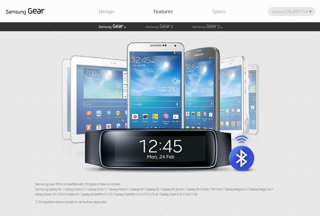 Ny Gear-serie kompatibel med op til 20 Samsung modeller