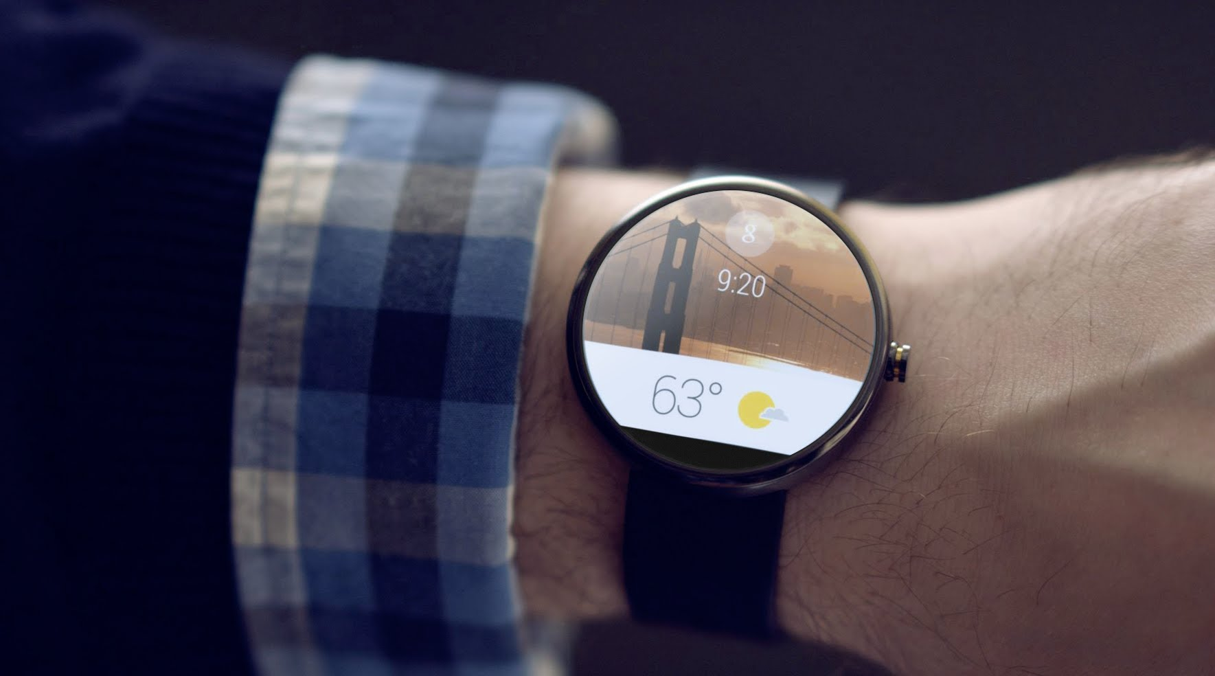 Android Wear Developer Preview video