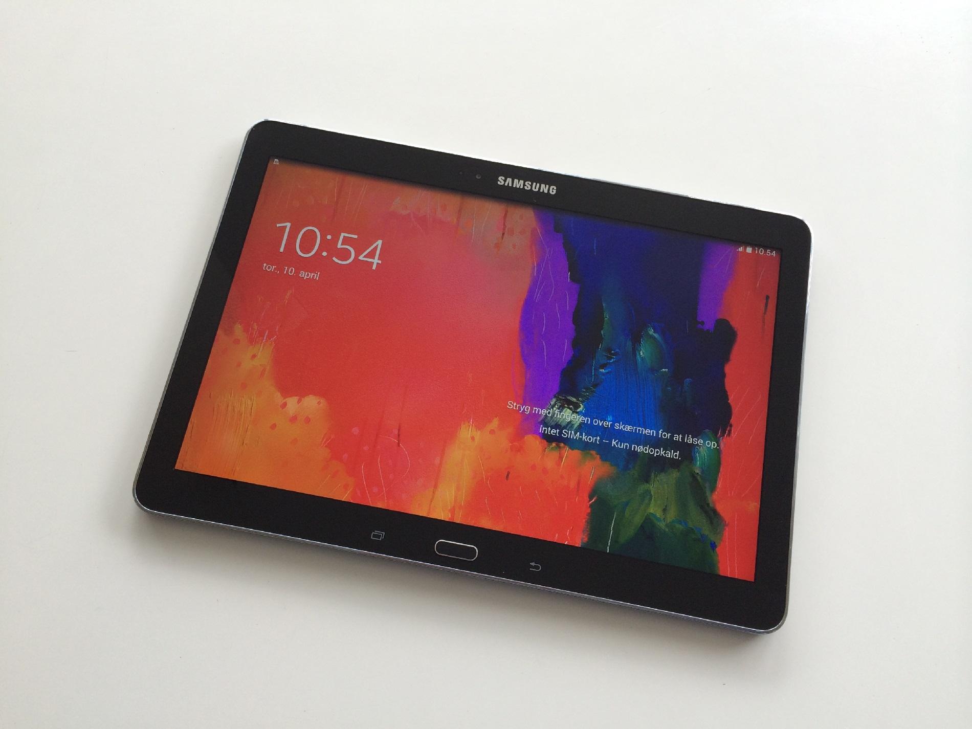 Stort billedgalleri af Samsung Galaxy TabPRO 10,1