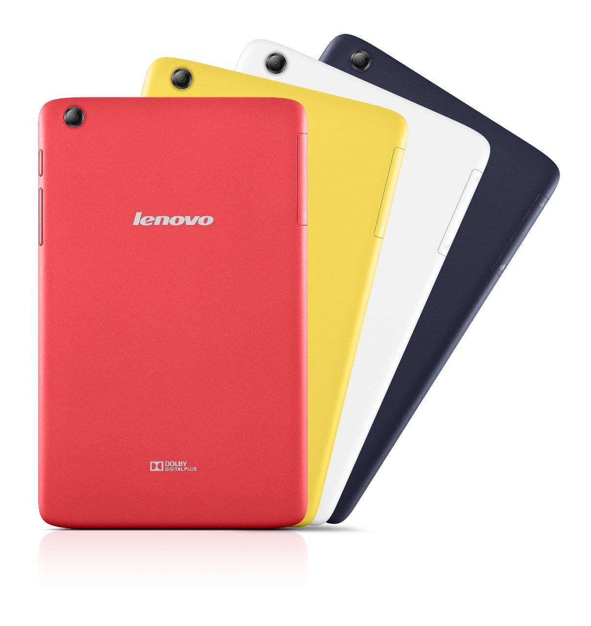 Nye Android-tablets fra Lenovo