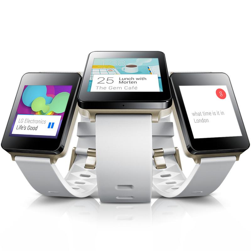 LG G Watch kommer allerede næste måned