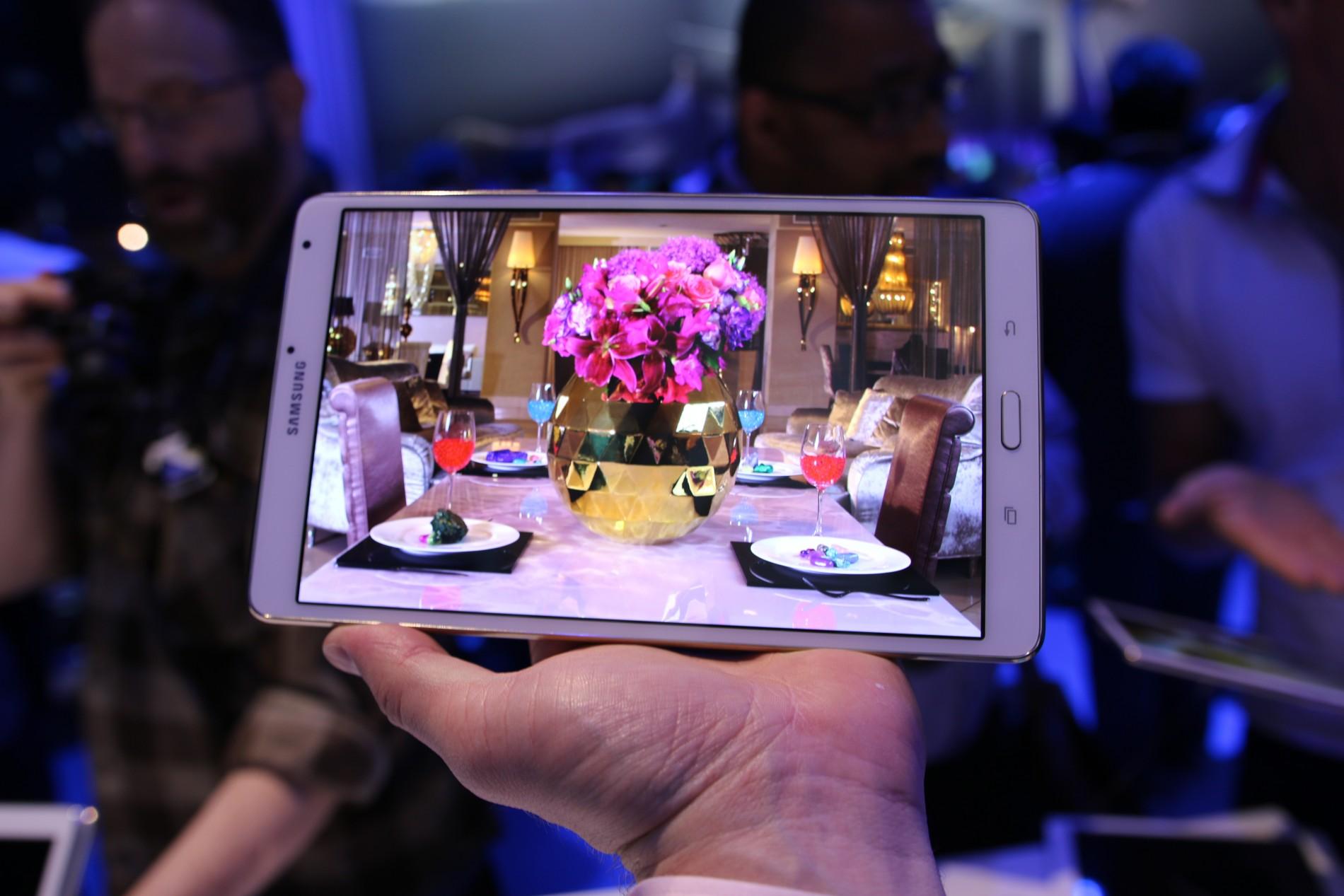 Ny Samsung Galaxy Tab S serie nu i butikkerne