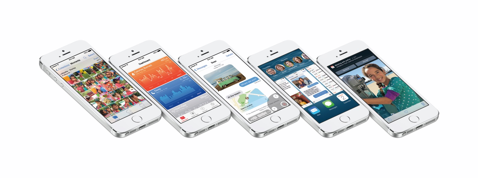 Apple lancerer iOS 8 den 17. september