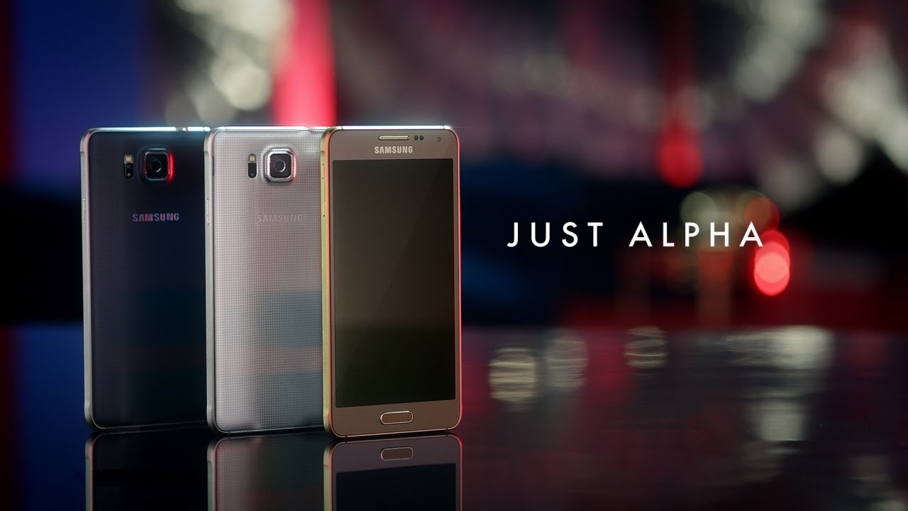 Video af Samsung Galaxy Alpha