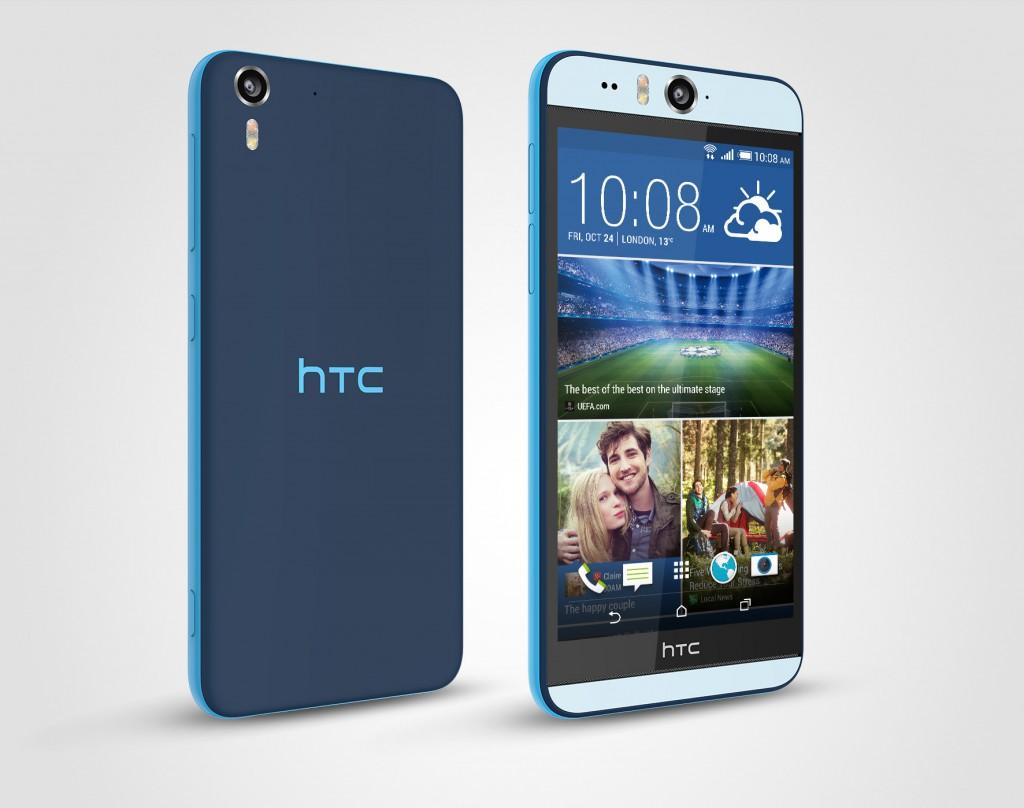HTC Desire Eye Matt Blue