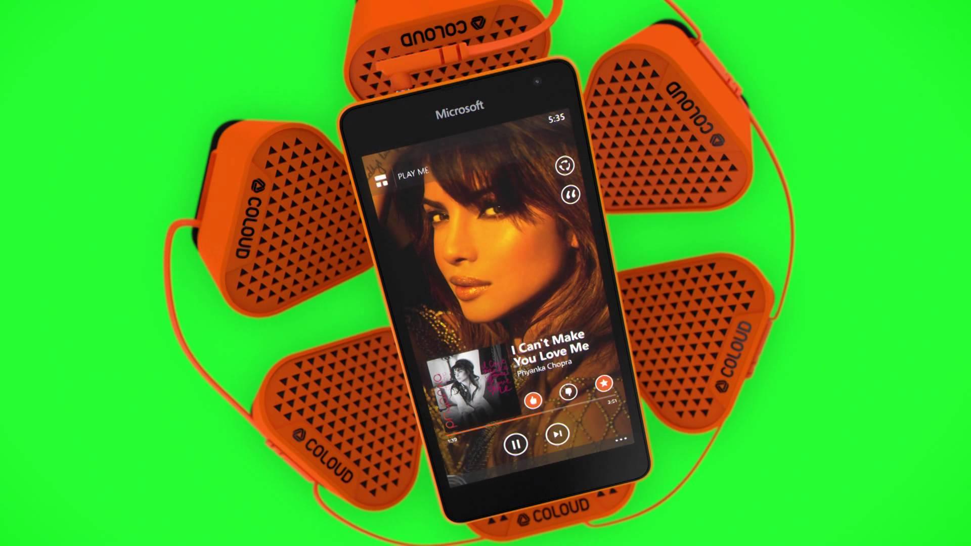 Video af Lumia 535