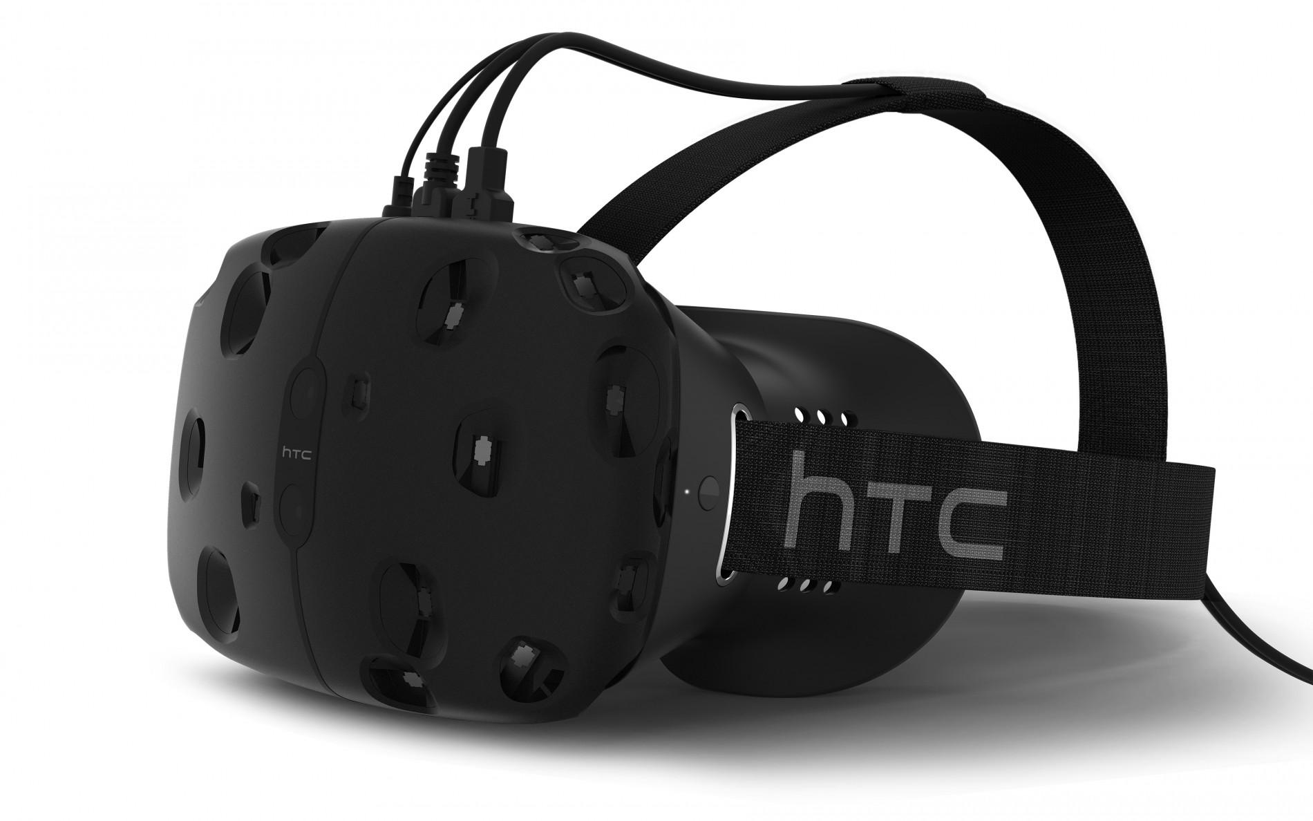 Virtual Reality-headset HTC Vive