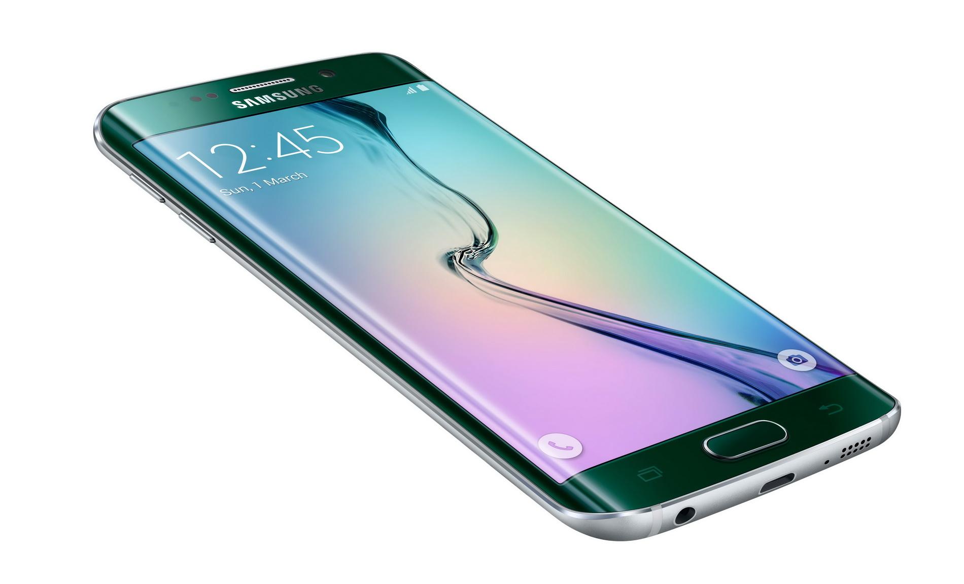 Samsung Galaxy S6 edge: Ny teknologi hjælper dig med manererne