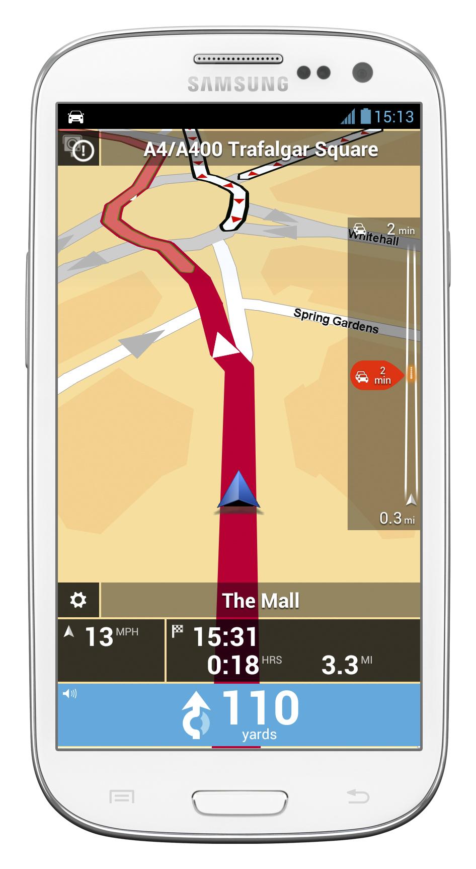 TomTom GO Mobile til Android