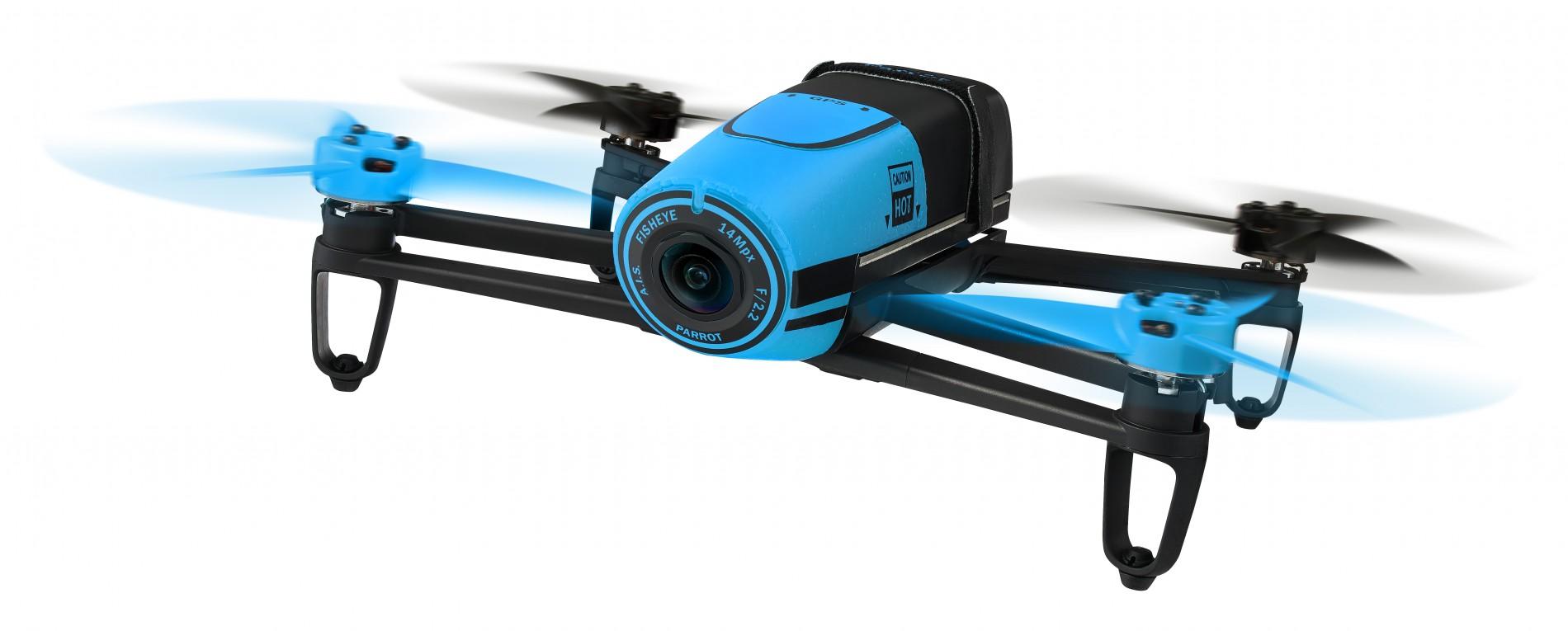 'Flight Plan' til Bebop Drone: Design dine egne flyveruter!