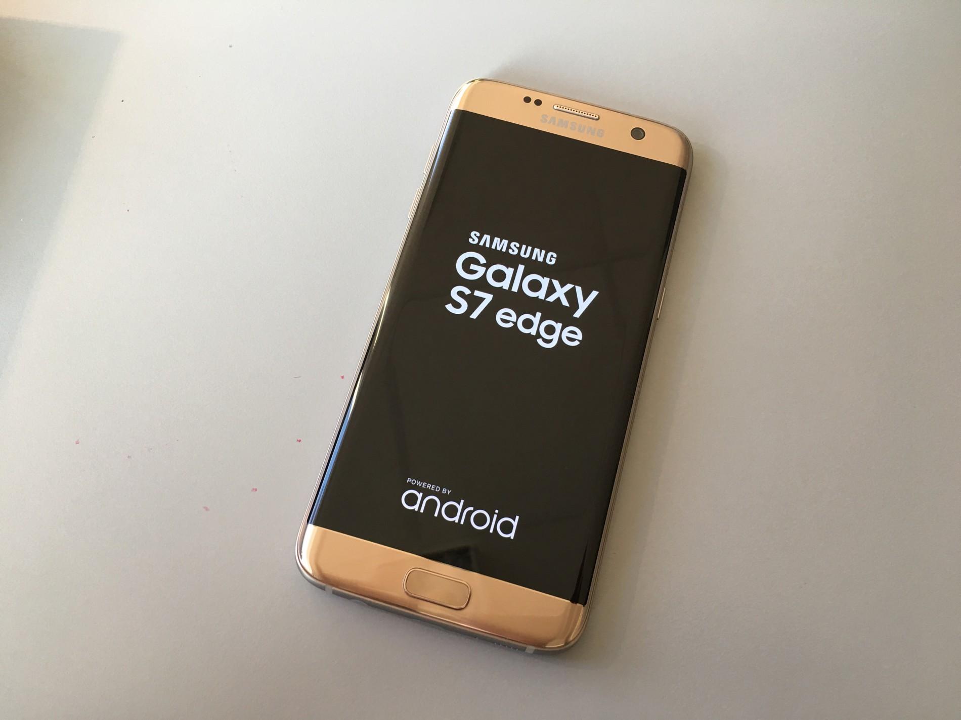 Rekordmange har forudbestilt Samsung Galaxy S7 og S7 edge