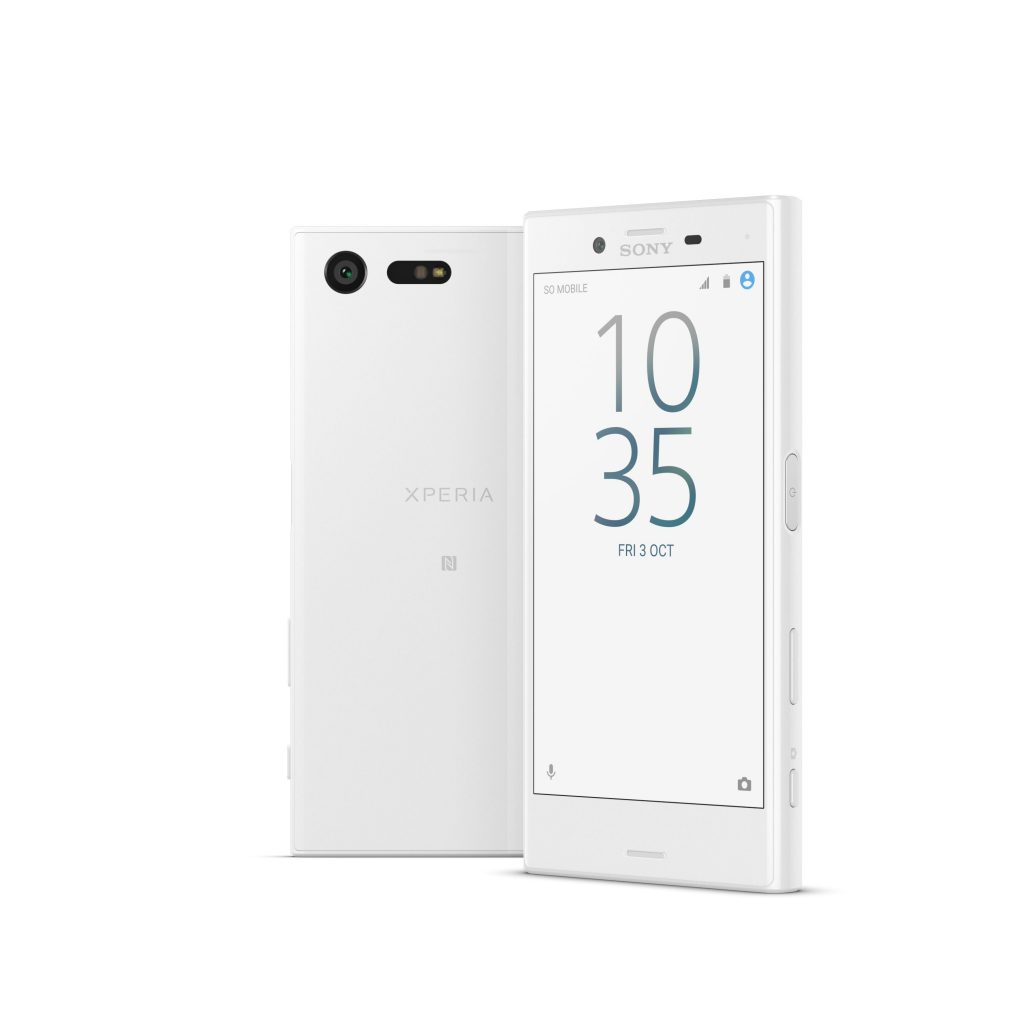 Sony X Compact