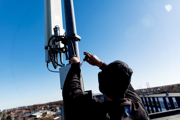 TDC Groups mobilnetværk igen kåret som Danmarks bedste