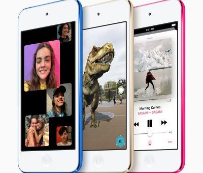 Ny iPod touch med endnu større ydeevne