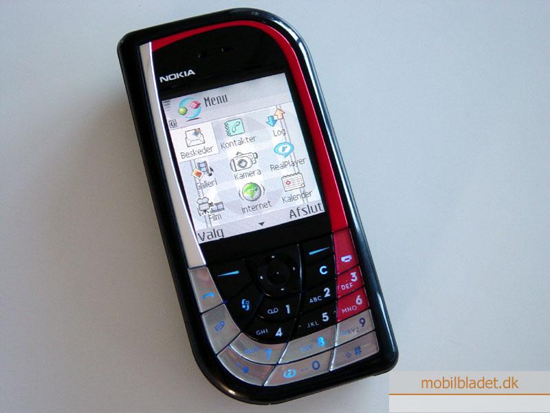 Nokia 7610 kommer til maj