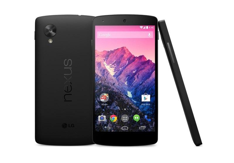 Test af Nexus 5