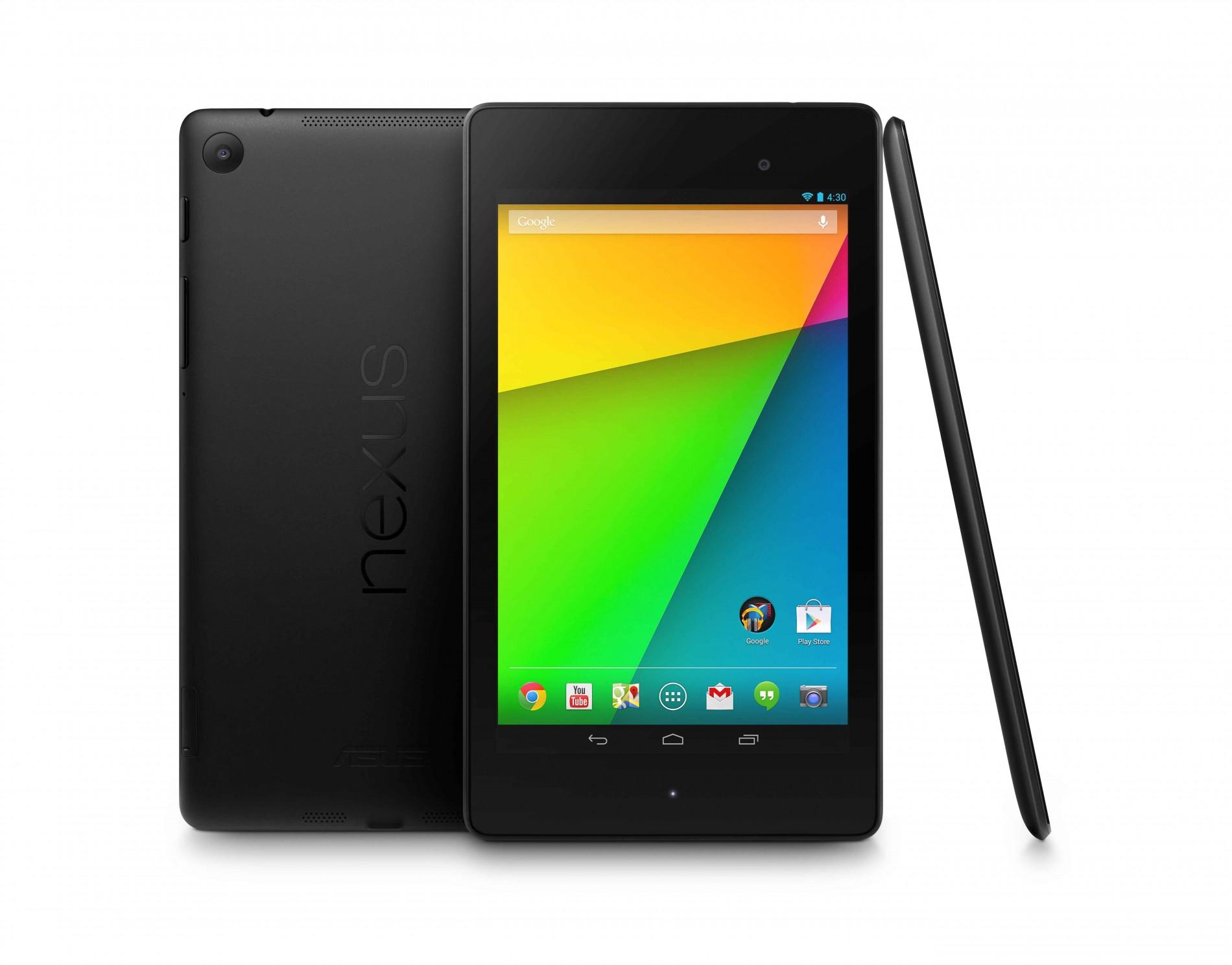 Test af Nexus 7 (2013)