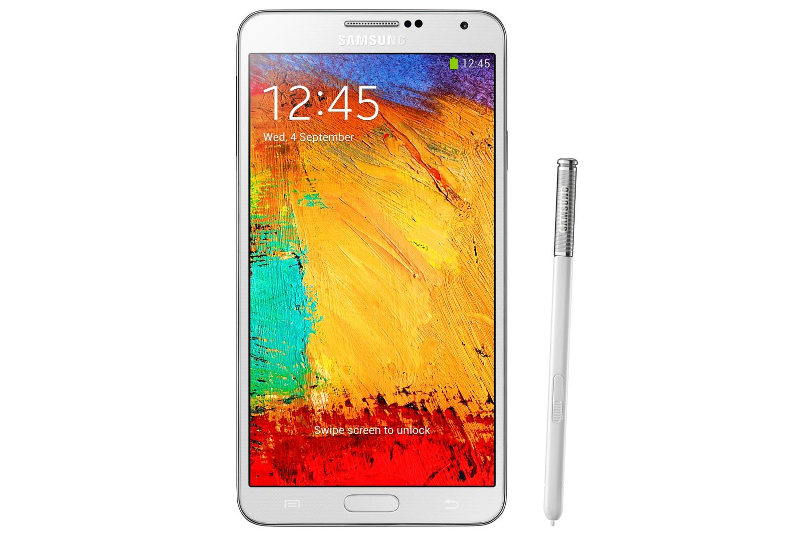 Test af Samsung Galaxy Note 3