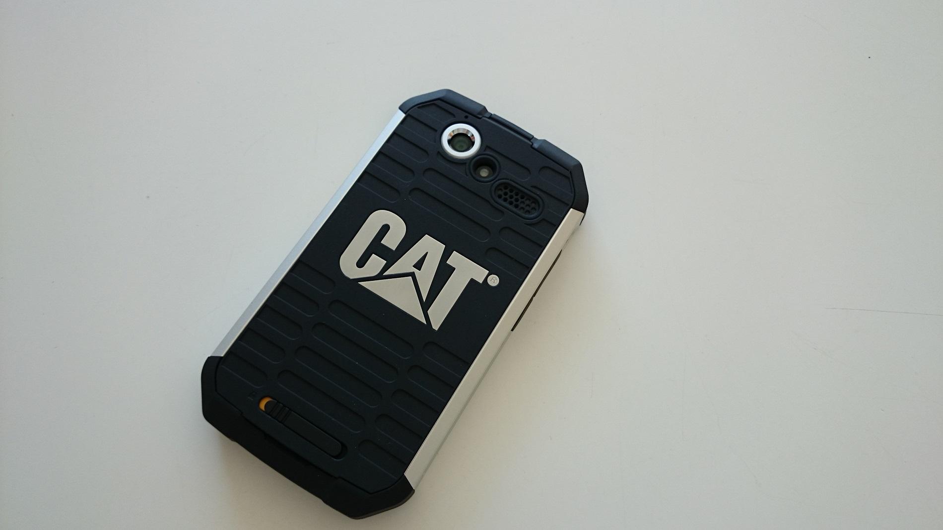 Live pictures af Cat B15Q