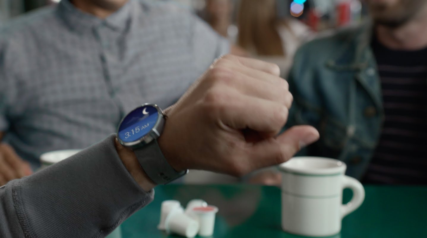 Nyt Android Wear video