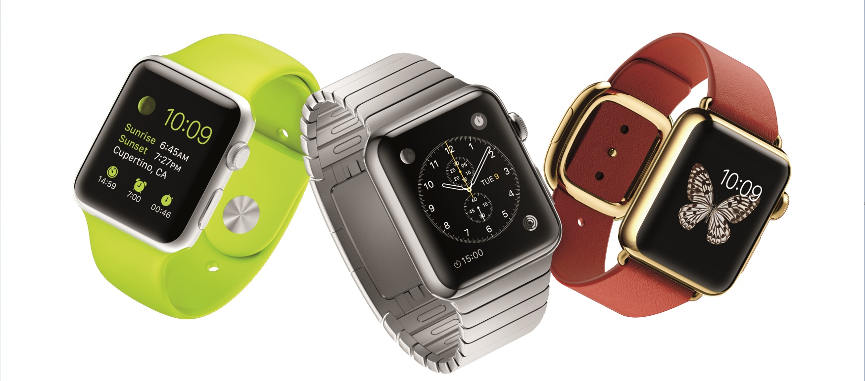 One more thing… Apple Watch
