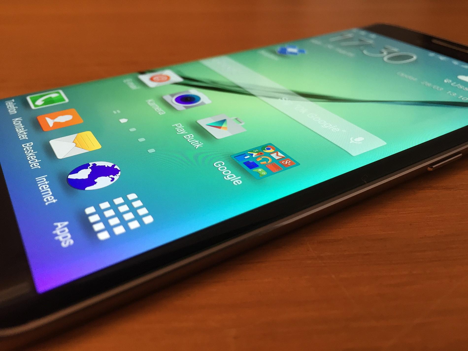 Test Samsung Galaxy S6 edge